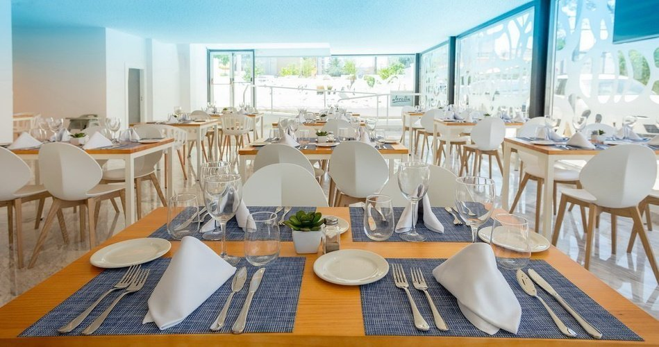 Restaurant Magic Aqua™ Villa Luz Plage de Gandía