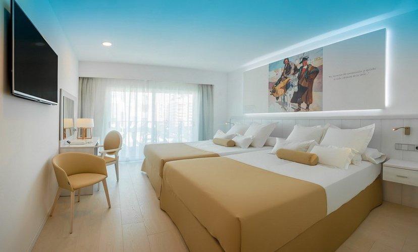 Chambre standard Villa Luz Family Gourmet & All Exclusive Hôtel Plage de Gandía