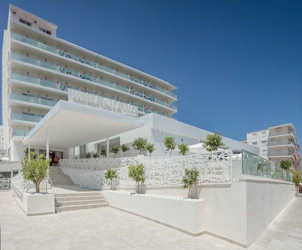 Façade Villa Luz Family Gourmet & All Exclusive Hôtel Plage de Gandía