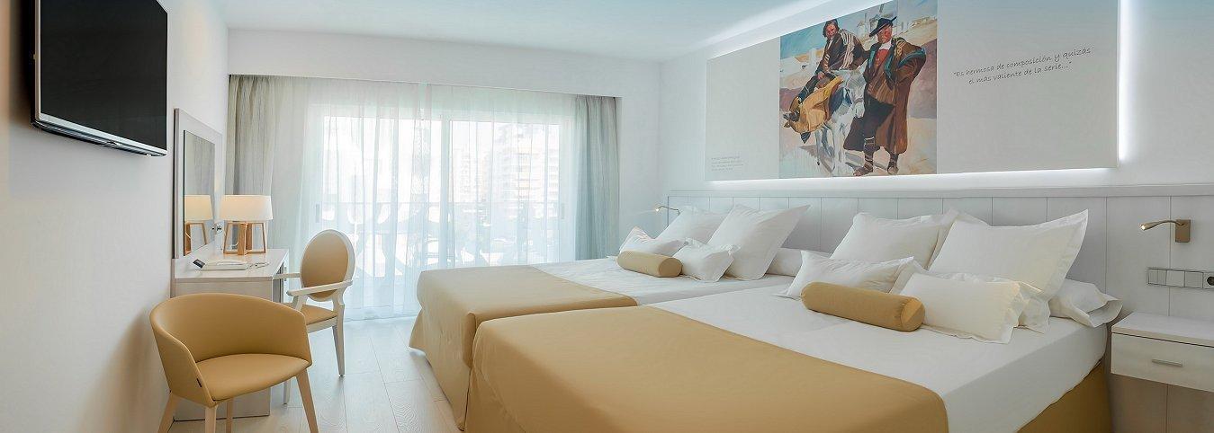 Habitaciones Villa Luz Family Gourmet & All Exclusive Hôtel